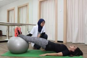 fisioterapi pada cedera olahraga